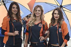 MotoGP Fotostrecke MotoGP 2017: Die schönsten Girls beim GP Österreich in Spielberg