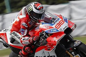 MotoGP Breaking news Fairing baru Ducati bagian dari desain homologasi