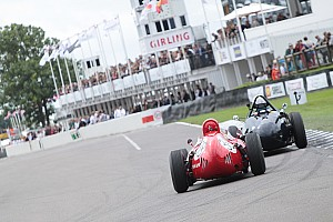 Прямой эфир: фестиваль Goodwood Revival