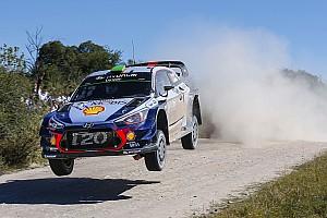 WRC Actualités Un nouveau copilote pour Paddon au Portugal