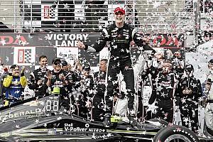 IndyCar Noticias Newgarden dijo que todos los elementos jugaron a su favor en Barber