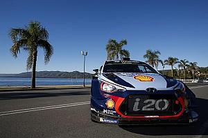 WRC Actualités Loubet et Rovanperä (entre autres) intéressent Hyundai