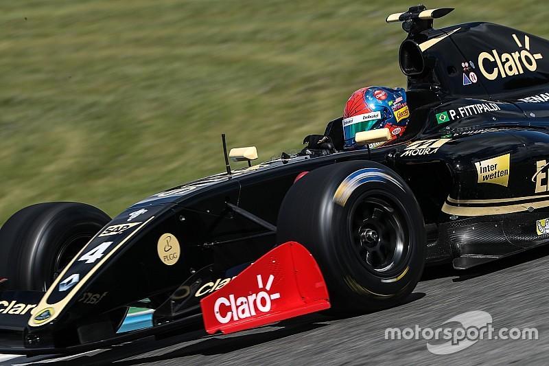 Le point F3.5 - Fittipaldi de retour au top