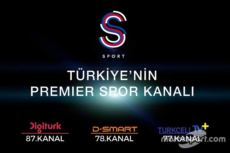 2017 F1 yarışlarının olacağı S Sport yayına başladı!