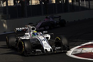 Williams tirou vitória de Massa em Baku, diz Lowe