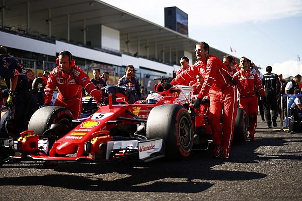 """Formule 1 Nieuws Vettel noemt reprimande voor missen volkslied """"om te lachen"""""""