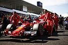 Raikkonen encuentra los problemas de Ferrari