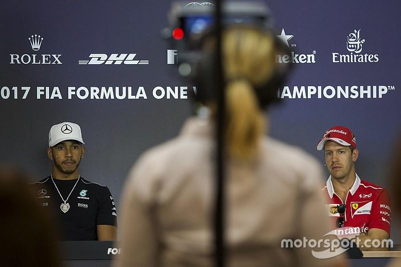 """""""Hamilton y Vettel se odian en este momento"""", dice el jefe de Red Bull"""