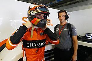 Формула 1 Комментарий Вандорн допустил возможность штрафа на этапе в Сингапуре