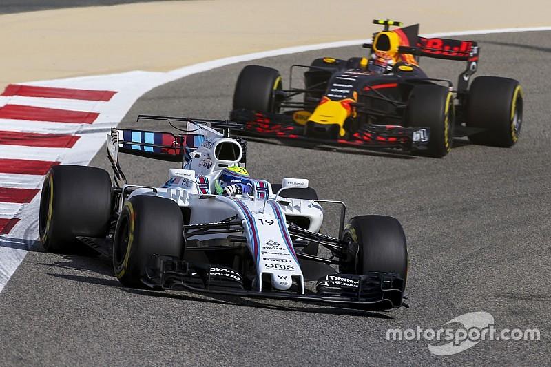 "Verstappen : Massa ""a gâché mon tour"""