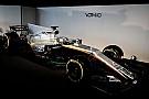 Force India представила новую машину. У нее очень длинный «нос»