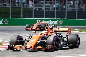 Formel 1 News Nach Honda-Update: McLaren-Fahrer mit Startplatzstrafen in Baku