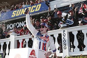 NASCAR Cup Reporte de la carrera Blaney brilla en victoria inédita en la NASCAR