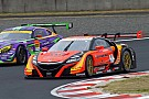 Super GT Okayama Super GT: ARTA upsets Lexus teams to take pole