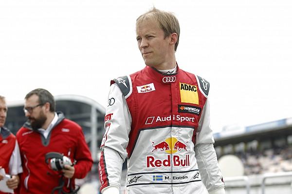 DTM Son dakika Ekström, Norisring DTM yarışı için Holjes WRX yarışını kaçıracak