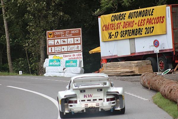 Salite svizzera Gara Les Paccots: un campione annunciato e un secondo inatteso…
