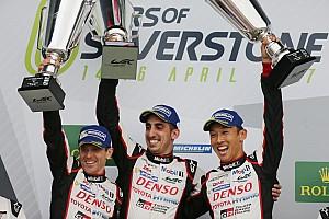 WEC Race report Silverstone WEC: Toyota beats Porsche to win hectic opener