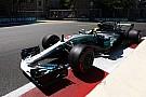 Azerbaijan GP: Hamilton storms to pole as Mercedes dominates