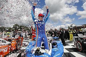 IndyCar Yarış raporu Road America IndyCar: Dixon 2017'deki ilk zaferini kazandı