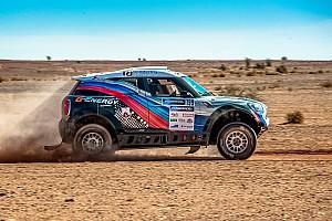 Ралли-рейды Новость Васильев стал вторым на 10-м этапе «Африки»
