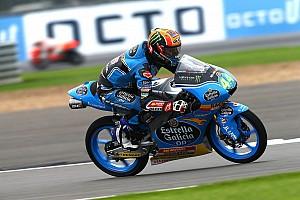 Moto3 Reporte de la carrera Canet se lleva el triunfo en una carrera interrumpida a falta de una vuelta