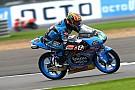 Moto3 Canet se lleva el triunfo en una carrera interrumpida a falta de una vuelta