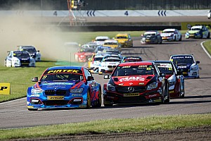 BTCC Breaking news Rockingham drops off 2019 BTCC calendar
