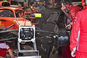 Формула 1 Избранное Гран При Канады: шпионские фото технических новинок. Часть 2