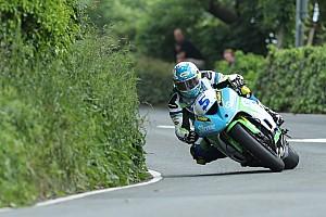 Road racing Race report Isle of Man TT: Harrison takes first win since 2014