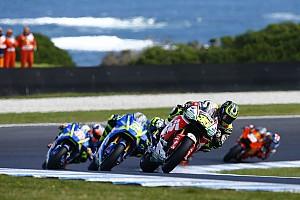 MotoGP Reaktion Crutchlow übt Kritik an harter Fahrweise:
