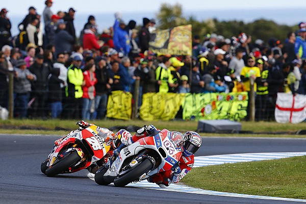 MotoGP Dovizioso: Lack of speed, not error, to blame for poor finish