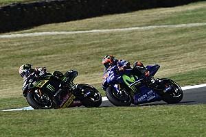 MotoGP Noticias Viñales ve positivo que Zarco disponga de su misma moto en 2018