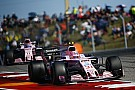 Formula 1 Force India expects to lift team orders after Mexico