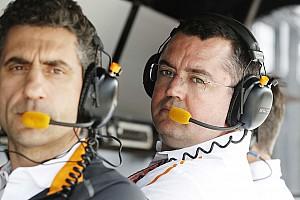 Fórmula 1 Noticias Boullier defiende su rol de líder en McLaren