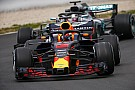 The winners and losers from the opening F1 test day