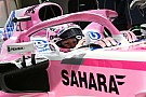 Force India cancela sus planes de cambio de nombre para 2018