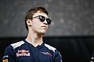 Las 20 historias de 2017: #16: Kvyat pierde su asiento en la Fórmula 1