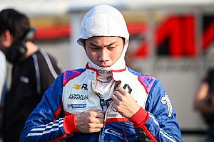 MRF Bahrain: Naik tiga posisi, Presley Martono finis kelima di Race 3