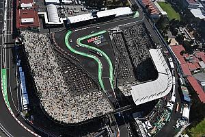 Fórmula 1 Galería Galería: el Autódromo Hermanos Rodríguez desde el aire