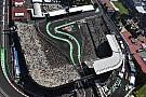 GALERIA: Veja belas imagens aéreas do circuito mexicano