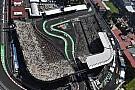Galería: el Autódromo Hermanos Rodríguez desde el aire