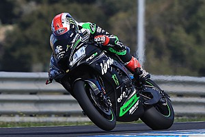 Superbikes Testverslag WSBK-test Portimao: Kawasaki klasse apart, Van der Mark best of the rest