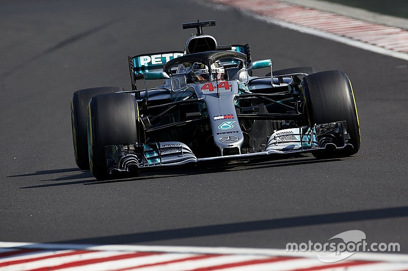 Hamilton quer que Mercedes melhore em classificações
