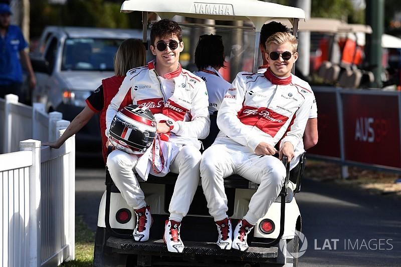 """Vasseur : """"Leclerc est source de motivation pour Ericsson"""""""