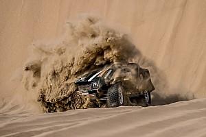 Dakar Noticias Al Rajhi fue arrastrado por una ola hacia el Pacífico