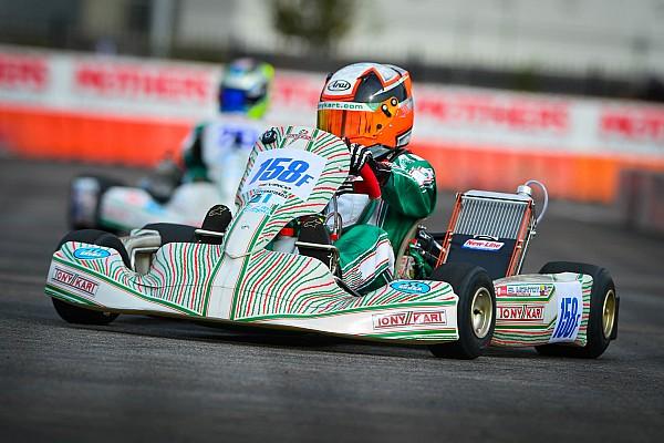 Kart Noticias de última hora Sebastián Montoya llega a la Academia de Pilotos de Ferrari