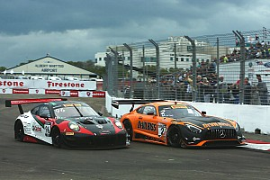 PWC Race report St. Pete PWC: Hargrove clinches GT race on series debut