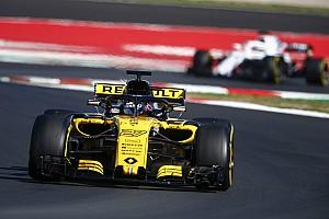 Forma-1 Interjú Elképesztő körszám a Renault neve mellett az F1-es teszten