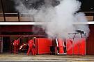Forma-1 Az FIA figyelmeztet: a füstölő Ferrari rejtélye megoldódott