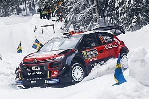 WRC Prova speciale Svezia, PS9: Tanak al top. Breen passa Paddon e torna terzo